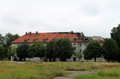 The authorities of Kaliningrad (former Konigsberg) didn't pay any attention to the heritage of German culture. To this day, the old German buildings are being demolished, such as those barracks