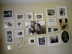 [thirsty hearts]: DIY Gallery Frame Wall