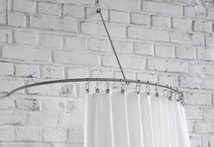 Semi Circle Shower Curtain Rod Right Angle Shower Curtai