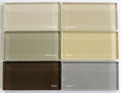 Subway Tile Colors | lush 3x6 driftwood amount in stock 134 price $ 19 95 quantity add to a ...