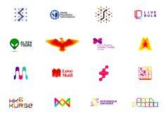 LOGO DESIGN projects 2014 by Alex Tass