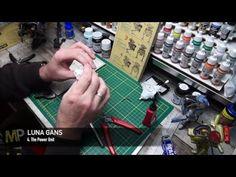 Building the Ma.K LUNA GANS part 4 [The Power Unit] - YouTube