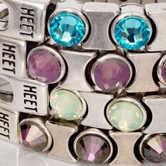HEET Smooth Molten Bracelets from Sage Accessories
