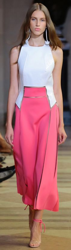 Carolina Herrera, spring 2016 Ready-to-Wear