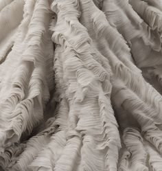 detail from Alexander McQueen dress