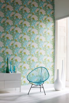 Wallcovering from Harlequin, Boutique, Goodrich