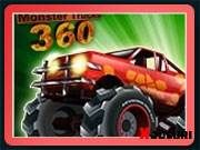 Monster Trucks 360 - Experience the thrills and adrenaline of driving a monster truck by performing stunts across the most challenging race courses yet to be seen. Online Gratis, Summer Kids, Stunts, Monster Trucks, Racing, Vehicles, Vacation, Books, Decor