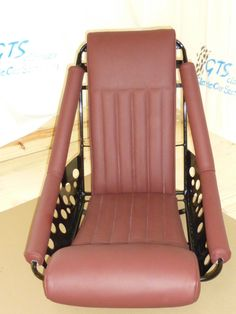 Hot Rod Zeppelin Car Seats - Hot Rod Zeppelin