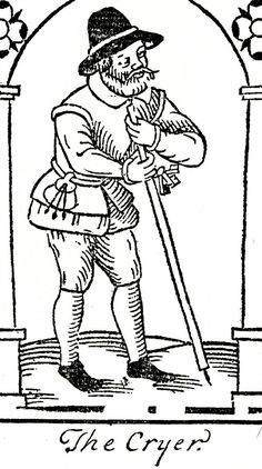 What I believe to be a knit cap due to its silhouette.  From the 1600 edition of the Cries of the City of London