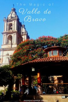 """With its artistic appeal and historic heritage, Mexico City has long beckoned cultural travelers. However, just two hours west of that magnetic mega-city awaits a much more intimate destination, one that satisfies a deep and nostalgic appetite for Mexican life and culture.  Visiting Valle de Bravo is like taking a lengthy stride backward through time. Considered one of Mexico's """"Pueblos Magicos,"""" it is an idyllic, small-town community with a relaxed, unhurried lifestyle."""