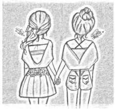 Image result for bff drawings tumblr