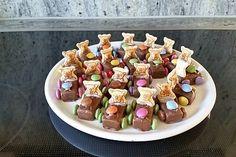 Schoko-Auto 19 Potato Salad, Ethnic Recipes, Party, Kindergarten, Food, Cute Ideas, Food Portions, Kuchen, Food Food
