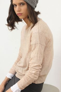 Jersey cuello redondo new colection, System Action, clothes, ropa, tienda online, online shop