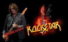 Bass, Rocks, Guitar, Europe, Neon Signs, Concert, Musica, Flat, Recital