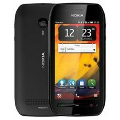 Telefon mobil Nokia 603 Black