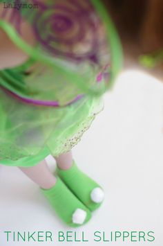 Easy DIY Tinker Bell