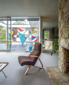 mid century modern australian homes - harry seidler - Rose House Mid Century Modern Furniture, Mid Century Modern Design, Mid Century Exterior, Rose House, Australian Homes, Mid Century House, Mid-century Modern, Modern Ranch, Modern Lounge