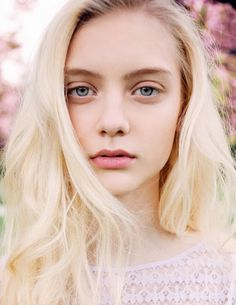 Nastya Kusakina by Jens Ingvarsson | About A Girl...