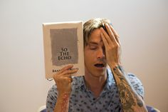 """the insider: brandon boyd """"every once and a while, someone will randomly kiss you on the lips..."""""""