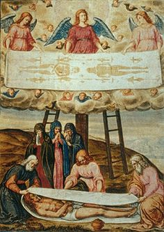 Shroud of Turin in 16th-century Painting