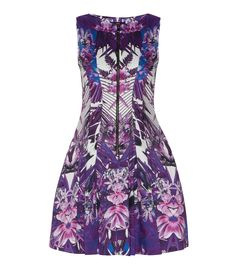 Love visiting Australia so i can shop this brand! Cue - Product Details - Aztec Print Dress