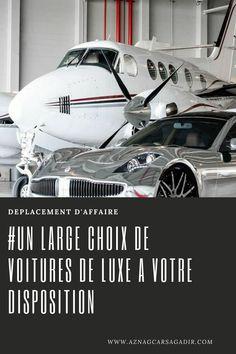 Aznag Carsmet à votre disposition une flotte complète de véhicules de location sport et de Luxe à Agadir, parmi les marques les plus prestigieuses.  N'avez-vous jamais rêvé de conduire une voiture luxe à Agadir ? Alors choisissez votre voiture de Luxe parmis notre offre ci-dessous et contactez nous pour obtenir un devis sur mesure. Nous vous livrons voiture de LuxeGRATUITEMENT, à l'endroit de votre choix à Agadir Centre ville, ou à l'aéroport Agadir Al Massira. Casablanca, Minibus, Agadir, 4x4, Accounting, Sport, Luxury Cars, City, Lingerie