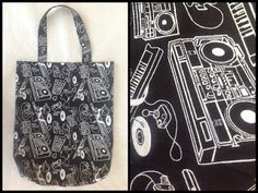 Stereo Heart bag from boucra.blogspot.com