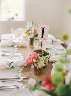 Cute tablescape