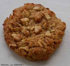 Cookies banane et beurre de cacahuètes (vegan) Keto Peanut Butter Cookies, Peanut Butter Cookie Recipe, Peanut Butter Banana, Healthy Cookies, Dessert Healthy, Cookies Light, Cookies Soft, Chip Cookies, Cookies Banane