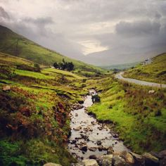 Connemara - scenic Sky Road, Twelve Bens peaks in the national park, Rosleague Manor $210