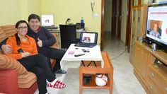 Anabel&Carlos Sanin @Anabelycarlos  ·  42 s hace 42 segundos #anabelycarlos #año2015 ayer desde casa en directo Gran conferencia con el ÚNICO @workwithdave http://blog.carlossanin.com
