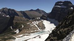 Image: View from atop the Grinnell Glacier Overlook trail in Glacier National Park in Montana