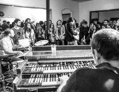#hammondgrooves @ #jazzmansion #party #organtrio #hammondorgan #jazzorgan #guitar #drums #hammondb3 #guitarra #bateria #musica #livemusicphoto #orgel #musiclife #fiesta #bourbonstreet #audience #keys #milestones #hotdays #followers #instamusic #shows #tbt