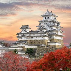 This guide walks you through popular mistakes you should avoid when planning a trip to Japan. This post will help you plan your dream vacation to Japan! Kumamoto, Okayama, Beautiful Castles, Beautiful Buildings, Himeji Castle, Twilight Sky, Japanese Castle, Hyogo, Japan Travel