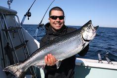 Fresh Salmon - Yum!