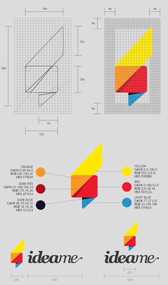 Ideame – Visual Identity by Chris Bernay