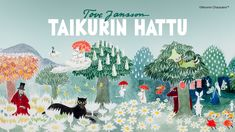 Lasse Pöysti lukee Tove Janssonin lastenkirjaa. Suomentanut Laila Järvinen. Toimittanut Tytti Paavolainen. Tove Jansson, Moomin, Audio, Movies, Movie Posters, Character, Art, Art Background, Films
