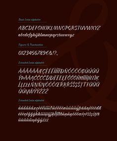 Braxton free font 07