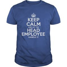 awesome   Awesome Tee For Head Employee -  Teeshirt this month