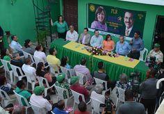Armario de Noticias: PLR ofrece Respaldo a candidatura de Sandra Abinad...