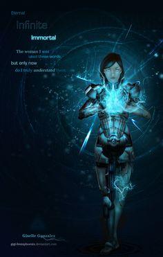 Commander Shepard_Control by ~Gigi-FenixPhoenix on deviantART