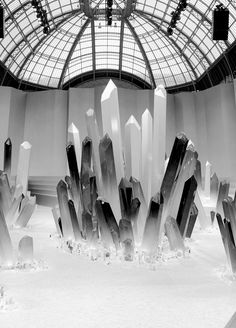Crystal room