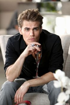 Paul Wesley - Vampire Diaries