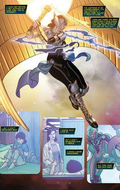 Comic Art, Comic Books, Superhero Characters, Comic Styles, Goku, Thor, The Fosters, Marvel Comics, Illustrations
