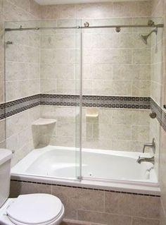 bathtubs and showers | Shower Doors | Custom Glass Shower Doors and Enclosures