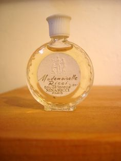 Mademoiselle Ricci by Nina Ricci Vintage by OoohlalaParis on Etsy, $30.00