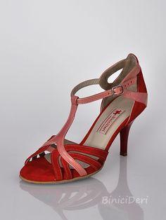 Women's tango shoe - custom design