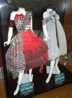 Alice in Wonderland dresses