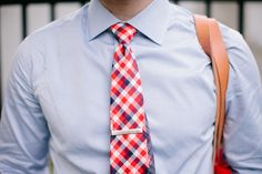love this tie and shirt combo .. but especially the tie
