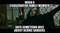 Haha! True tho. Bernie represents all of us, regardless of your political party he wants to unite us not divide us. #JoinTheRevolution #Bernie2016 #JoinTheRevolution #Bernie2016
